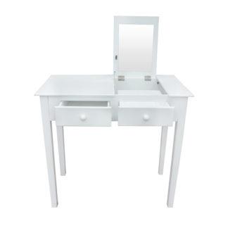 Toaletní stolek LUZIA bílá Tempo Kondela