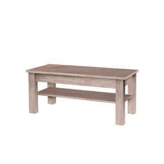 Konferenční stolek CHERIS 9 Tempo Kondela Dub san marino