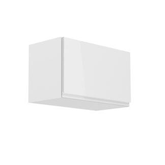 Horní skříňka AURORA G60KN Tempo Kondela Bílá