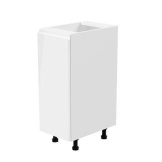 Spodní skříňka AURORA D30 - levá Tempo Kondela Bílá