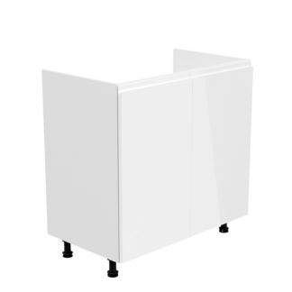 Dřezová skříňka AURORA D80Z Tempo Kondela Bílá