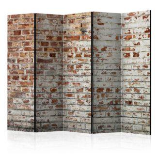 Paraván Walls of Memory Dekorhome 225x172 cm (5-dílný)