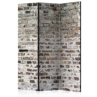 Paraván Old Walls Dekorhome 135x172 cm (3-dílný)