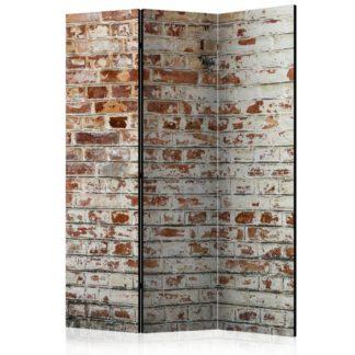 Paraván Walls of Memory Dekorhome 135x172 cm (3-dílný)