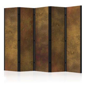 Paraván Golden Temptation Dekorhome 225x172 cm (5-dílný)
