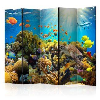 Paraván Underwater Land II Dekorhome