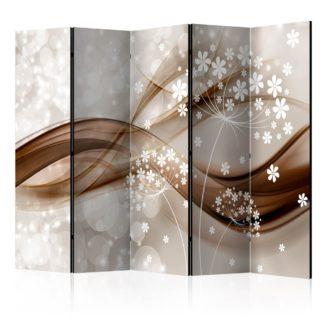 Paraván Spring Stories Dekorhome 225x172 cm (5-dílný)