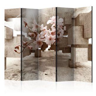 Paraván Little Miracles Dekorhome 225x172 cm (5-dílný)