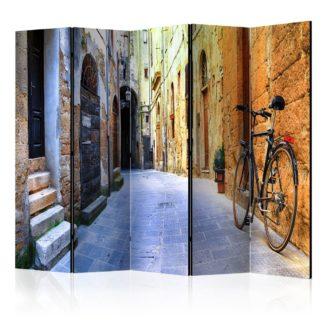 Paraván Italy Holidays Dekorhome 225x172 cm (5-dílný)