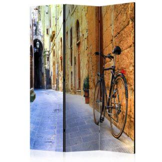 Paraván Italy Holidays Dekorhome 135x172 cm (3-dílný)