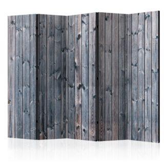 Paraván Rustic Elegance Dekorhome 225x172 cm (5-dílný)