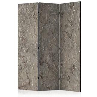 Paraván Silver Serenade Dekorhome 135x172 cm (3-dílný)