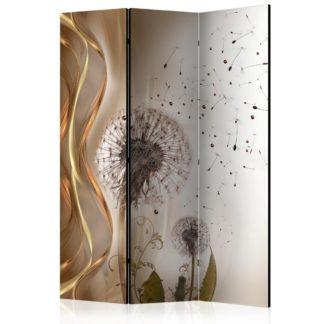 Paraván Fleeting Moments Dekorhome 135x172 cm (3-dílný)