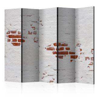 Paraván Stony Secret Dekorhome 225x172 cm (5-dílný)