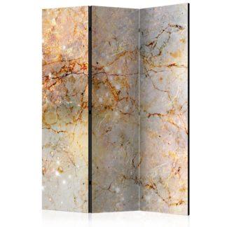Paraván Enchanted in Marble Dekorhome 135x172 cm (3-dílný)