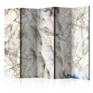 Paraván Marble Mystery Dekorhome 225x172 cm (5-dílný)