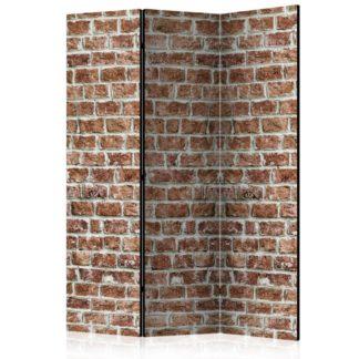 Paraván Brick Space Dekorhome 135x172 cm (3-dílný)