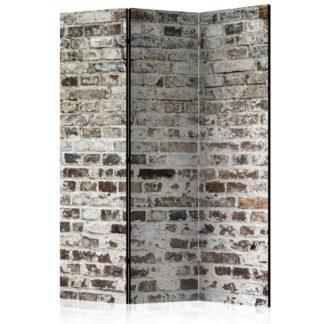 Paraván Walls of Time Dekorhome 135x172 cm (3-dílný)