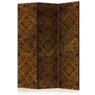 Paraván Celtic Treasure Dekorhome 135x172 cm (3-dílný)