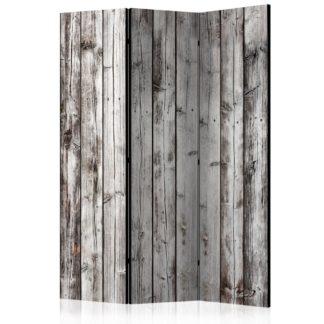 Paraván Raw Boards Dekorhome 135x172 cm (3-dílný)