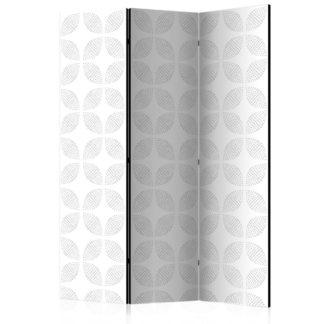 Paraván Symmetrical Shapes Dekorhome 135x172 cm (3-dílný)