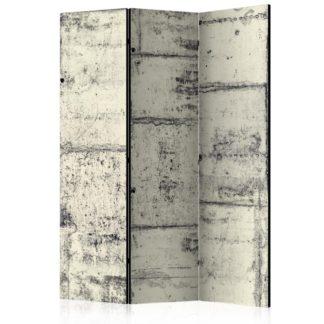 Paraván Love the Concrete Dekorhome 135x172 cm (3-dílný)