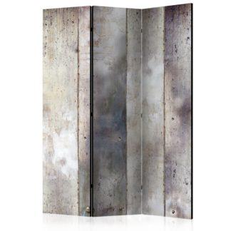 Paraván Shades of gray Dekorhome 135x172 cm (3-dílný)