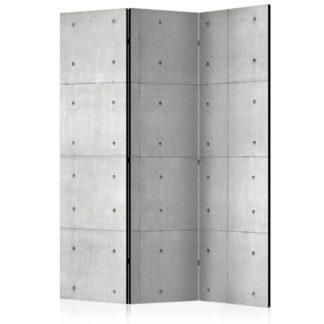 Paraván Domino Dekorhome 135x172 cm (3-dílný)