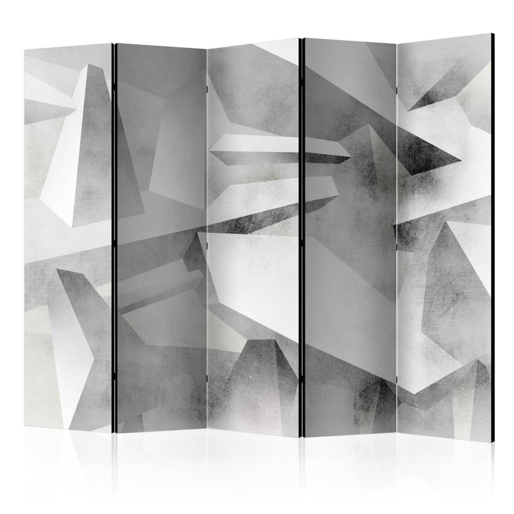 Paraván Frozen wings Dekorhome 225x172 cm (5-dílný)