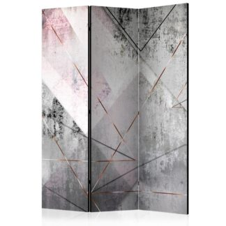 Paraván Triangular Perspective Dekorhome 135x172 cm (3-dílný)