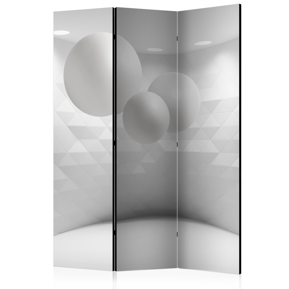Paraván Geometric Room Dekorhome 135x172 cm (3-dílný)