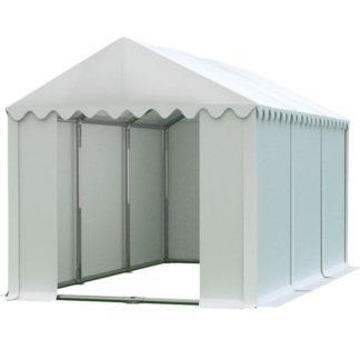 Skladový stan 4x6m PROFI Bílá
