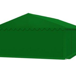 Skladový stan 5x8m EKONOMY Zelená