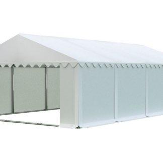 Skladový stan 6x8m bílá PREMIUM