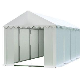 Skladový stan 4x8m PROFI Bílá