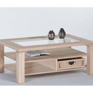 Sconto Konferenční stolek LAZY A4