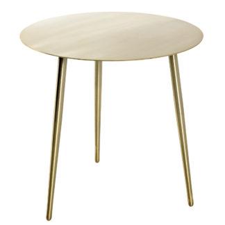 Sconto Přístavný stolek GOLDEX 2