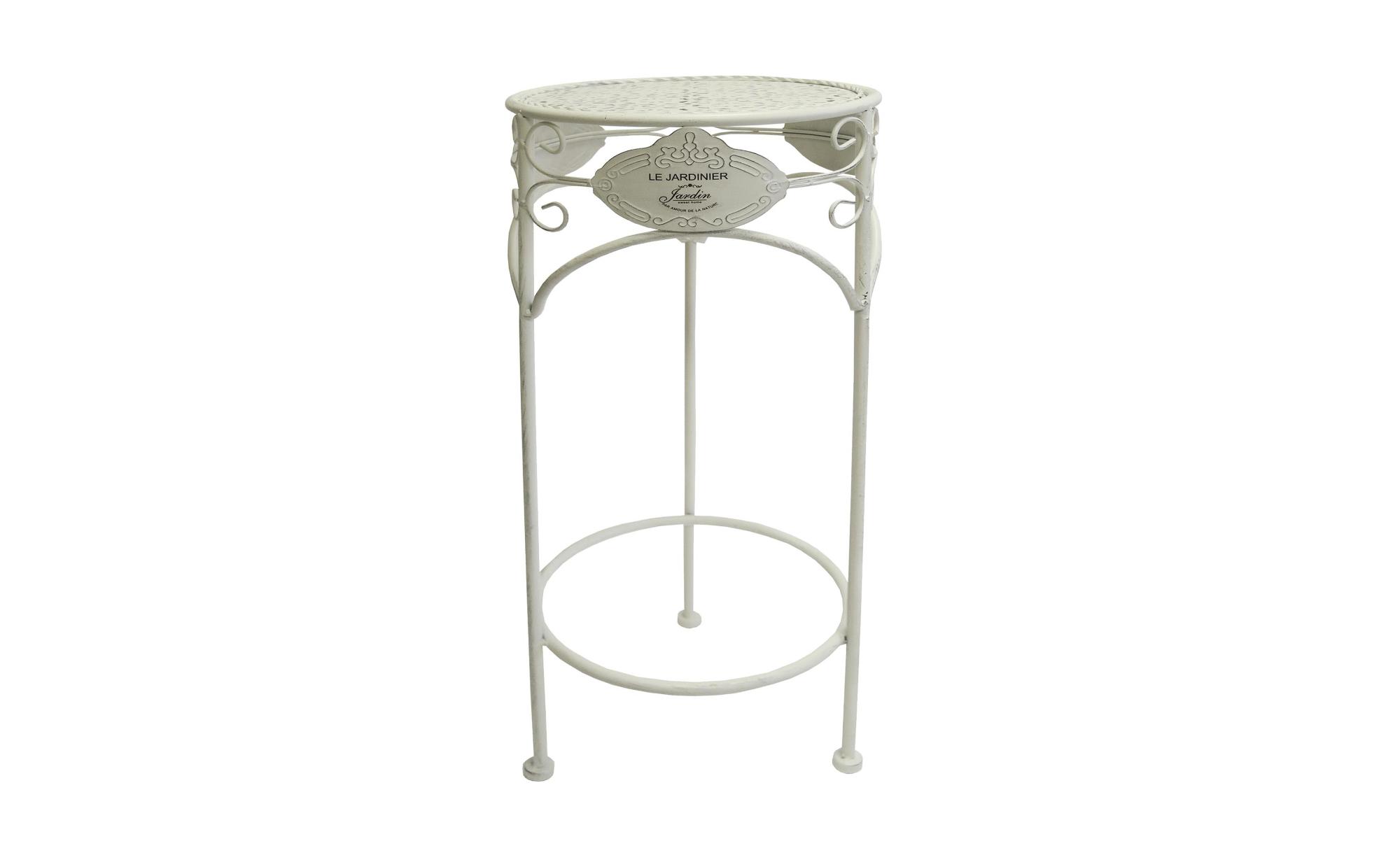 Sconto Zahradní stolek JARDINE V