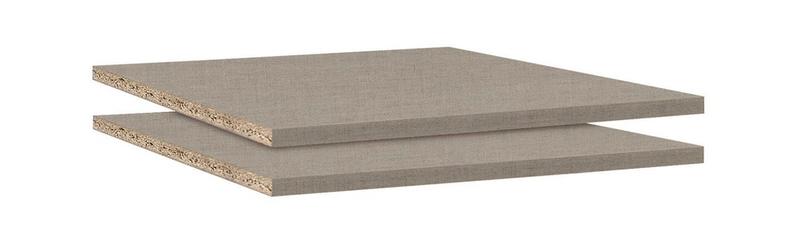 Set polic do skříně 66 cm (2 ks) Typ A0033-9F12