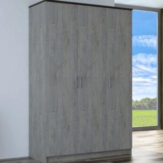 Šatní skříň Vendy 80, 127 cm