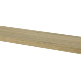 Nástěnná polička P-002 SON1, 120cm, barva sonoma dub