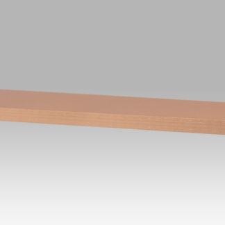Nástěnná polička P-005 BUK, 80cm, barva buk
