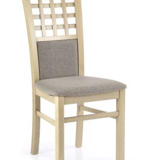 Jídelní židle GERARD 3, dub sonoma