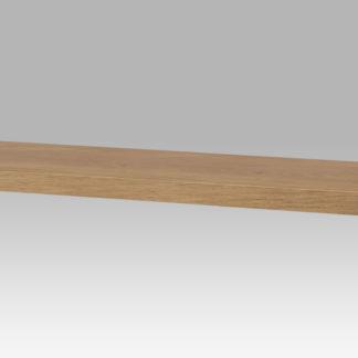 Nástěnná polička P-005 DUB, 80cm, barva dub
