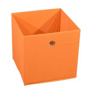 Úložný box WINNY oranžový