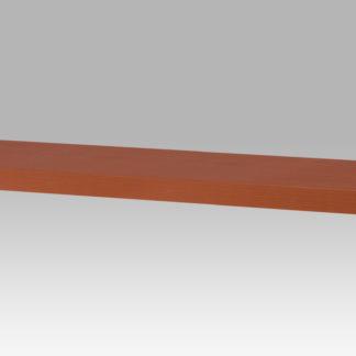 Nástěnná polička P-005 TR, 80cm, barva třešeň