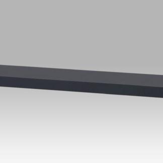 Nástěnná polička 80cm P-005 GREY2, šedý mat