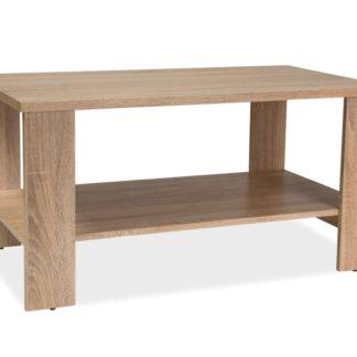 Konferenční stolek SARA, dub sonoma
