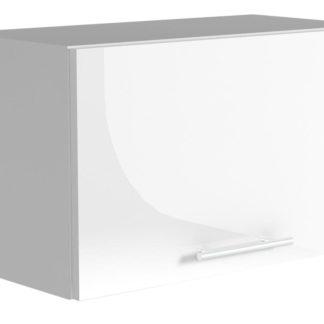 Horní skříňka VENTO GO-60/36, dvířka: bílý lesk