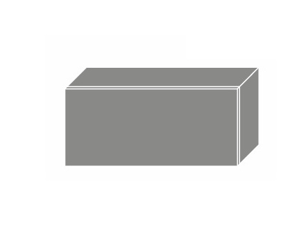 EMPORIUM, skříňka horní W4b 80, korpus: bílý, barva: grey stone